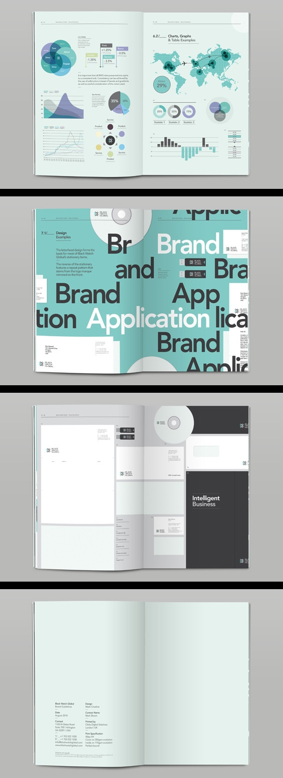 Great example of a fun ways to present brand guidelines