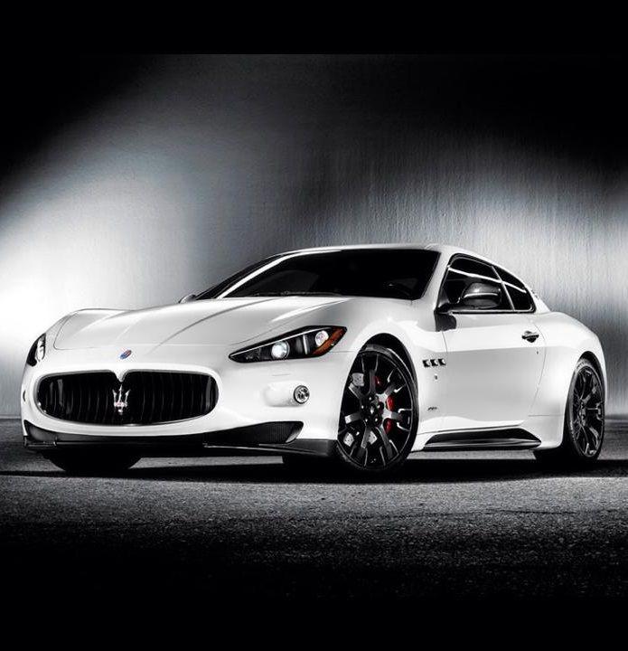Maserati GT #CarFlash