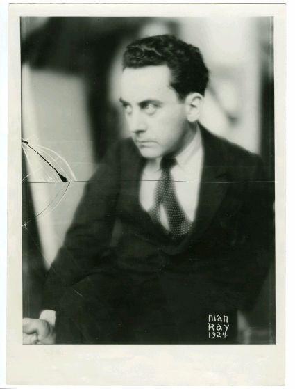 Autoportraits de photographes man ray self portrait 1924 photo photographie featured art