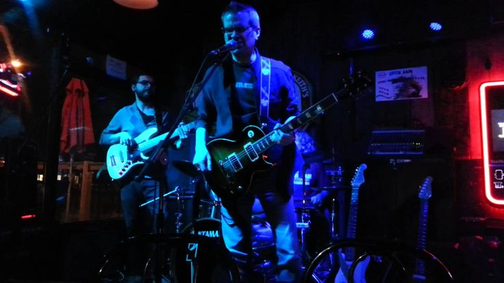 #Going Down_Freddie King by John Patelis-guitar/vox, Ken Presse-Bass, Be...