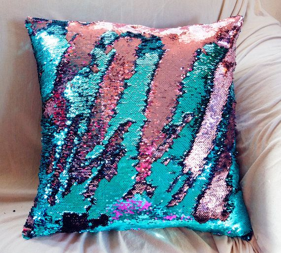 For you! Hey, I found this really awesome Etsy listing at https://www.etsy.com/listing/266440538/on-sale-mermaid-pillow-stuffed-25-colors