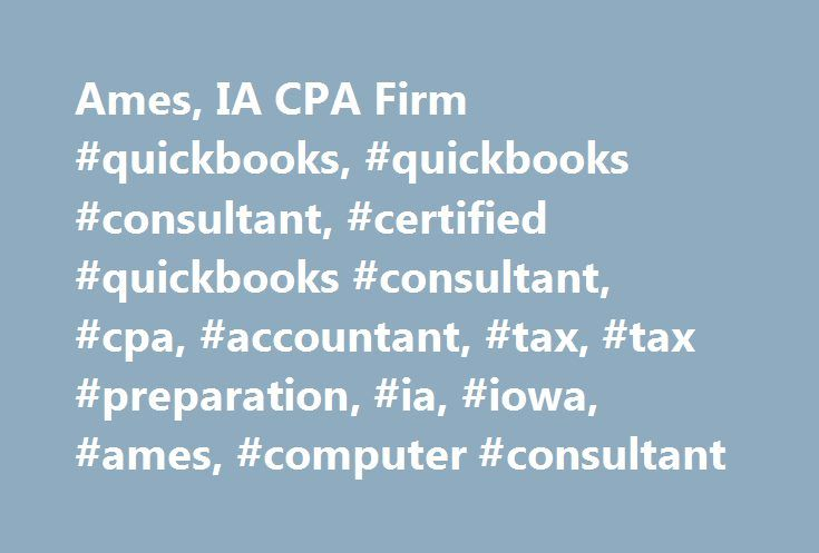 Ames, IA CPA Firm #quickbooks, #quickbooks #consultant, #certified #quickbooks #consultant, #cpa, #accountant, #tax, #tax #preparation, #ia, #iowa, #ames, #computer #consultant http://property.nef2.com/ames-ia-cpa-firm-quickbooks-quickbooks-consultant-certified-quickbooks-consultant-cpa-accountant-tax-tax-preparation-ia-iowa-ames-computer-consultant/  # The power to make a difference, Welcome to Klatt & Associates CPA PC CPA firm licensed in Ames, IA. If you are looking for a blend of…