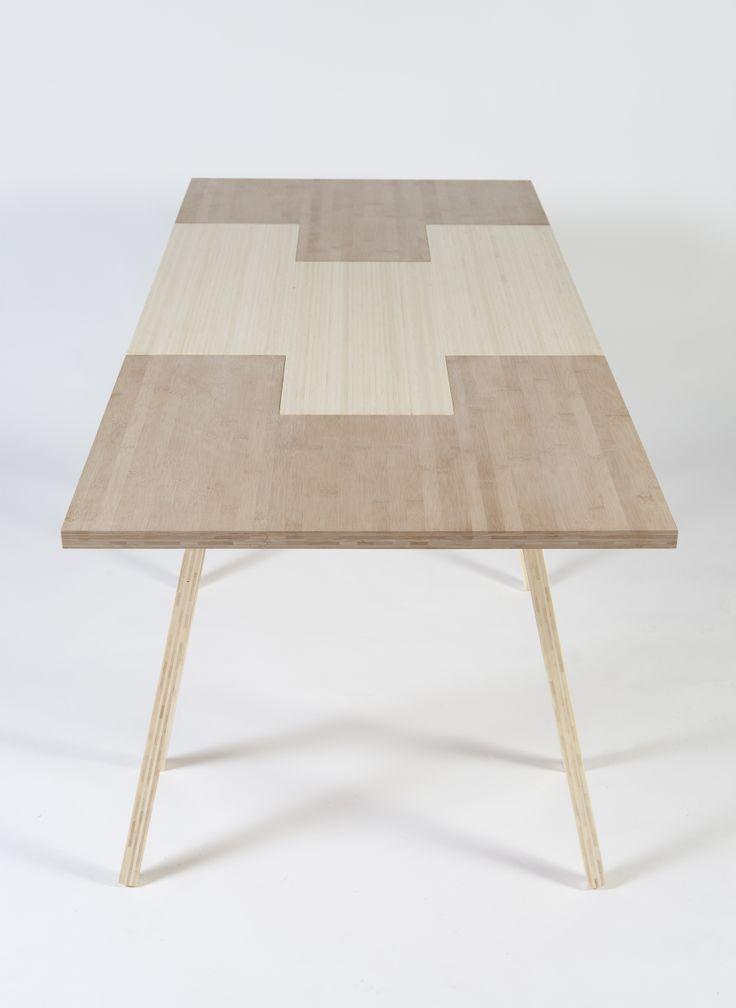 TETRIS table top. Julian Kyhl