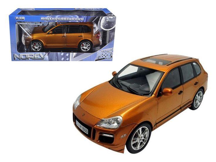 Awesome Porsche: Porsche Cayenne GTS Metallic Orange 1/18 Diecast Car Model by Norev - Brand new ...  Games & Toys Check more at http://24car.top/2017/2017/07/29/porsche-porsche-cayenne-gts-metallic-orange-118-diecast-car-model-by-norev-brand-new-games-toys/