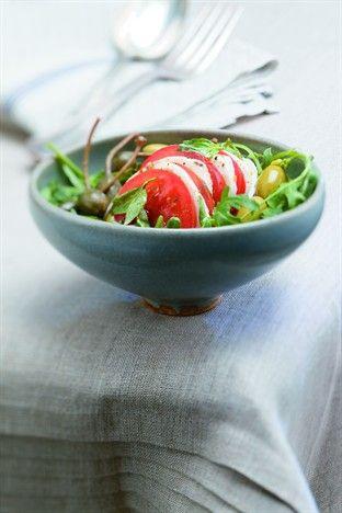 Salade italienne - Larousse Cuisine