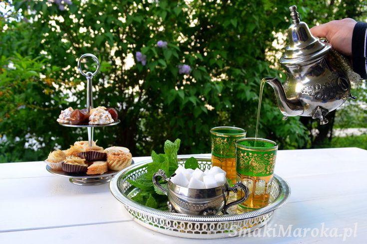 Herbata po marokańsku - sposób parzenia