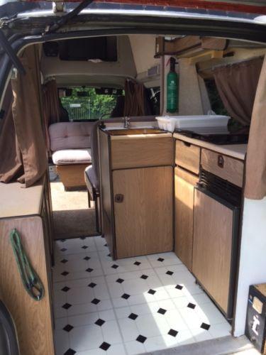 11424a7438 Details about Bedford Midi Camper Campervan