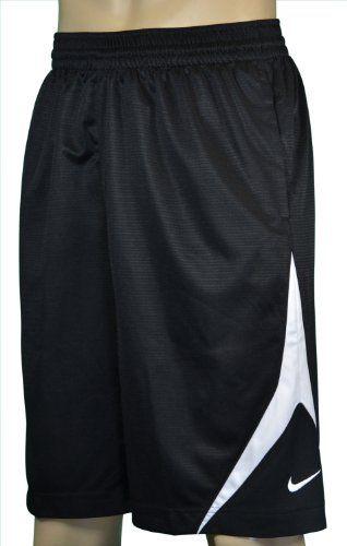 Nike Men's Basketball Short (Black)