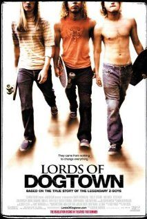 Lords of Dogtown! Great movie! Classic skateboarding! Makes me want to get out there and shred!
