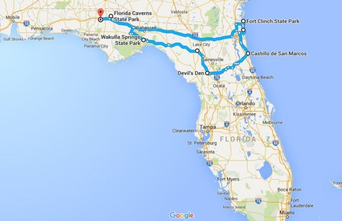 The Ultimate North Florida Road Trip Is Right Here – And You'll Want To Do It