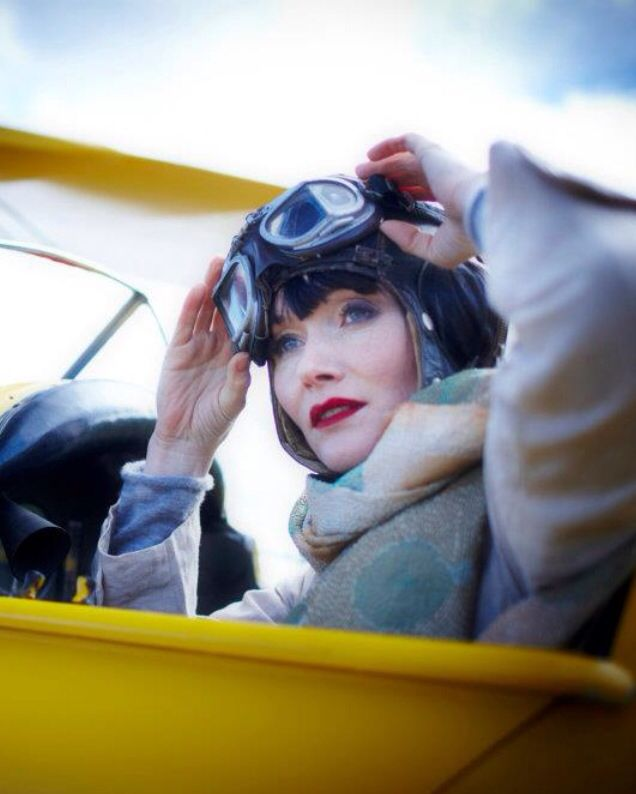 The Hon. Phryne Fisher ~ Miss Fisher's Murder Mysteries