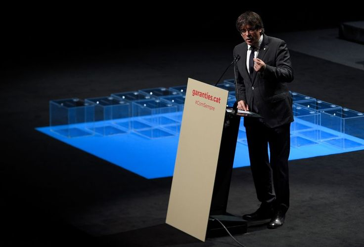 Catalan independence: a 'delirious project'