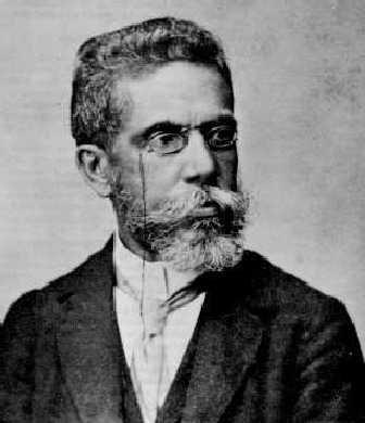 literatura - educação - livros - escritor - Machado de Assis brazilian writer
