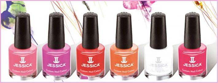 Neue Frühlingsfarben: Nagellack Coral Symphony von Jessica
