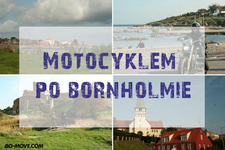 Fascynująca podróż motocyklem po Bornholmie.
