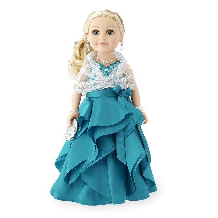 Journey Girls Special Edition 18-inch Fashion Doll - Blonde with Green Eyes