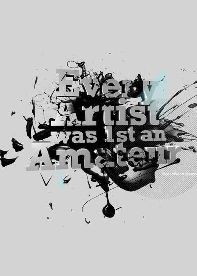 everyartistwasfirstanamature 70 Design And Motivational Quotes Visualised A Must Read: Quotes Visuali, Motivation Quotes, Creative Nerd, Justthedesign Every Artists, Justthedesigneveri Artists, 70 Design, Houses Design, Design Quotes, Creative Inspiration