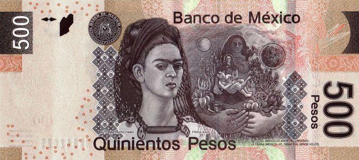 Este billete actual está considerado entre los más bellos del mundo por la Sociedad Internacional de Billetes Bancarios.