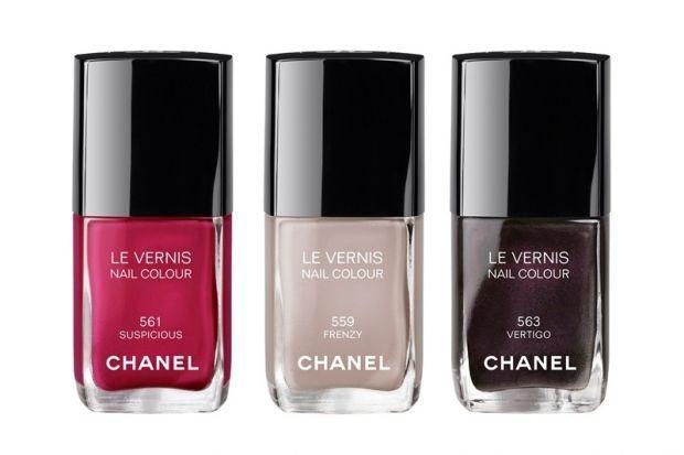 Smalti Chanel: la collezione Autunno/Inverno 2012-2013