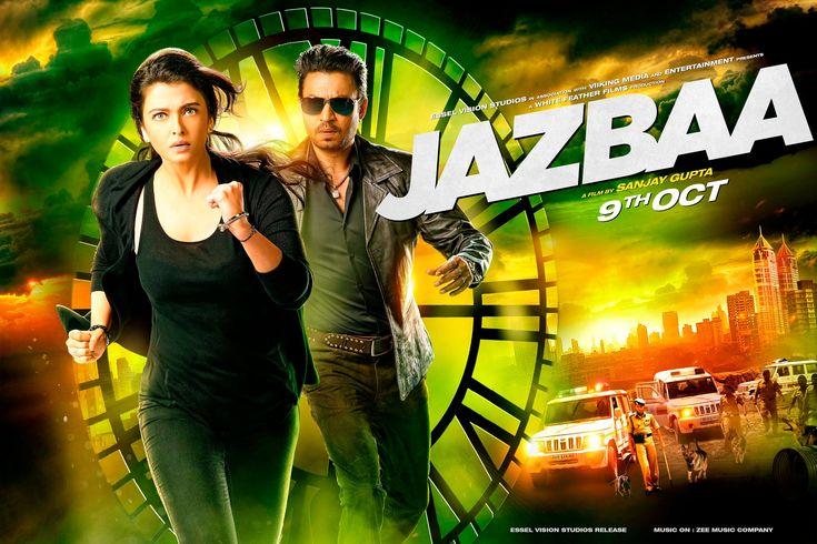 Jazbaa | Official Trailer | Irrfan Khan & Aishwarya Rai Bachchan | 9th O...