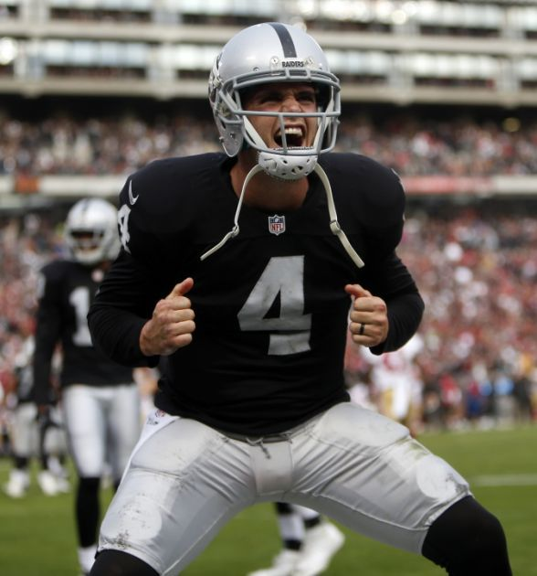 17 Best Images About DEREK CARR On Pinterest