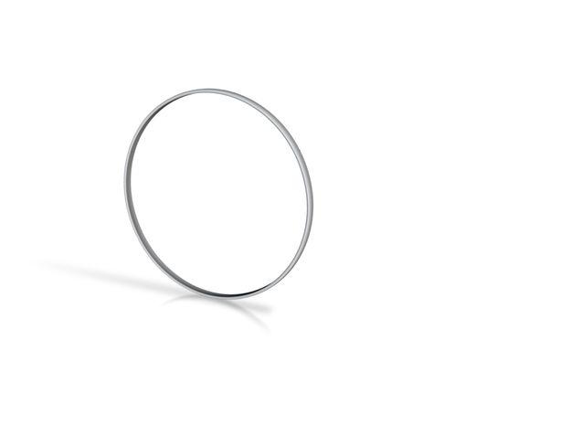 Ring Standard Shapeways Size 7  by jakob7
