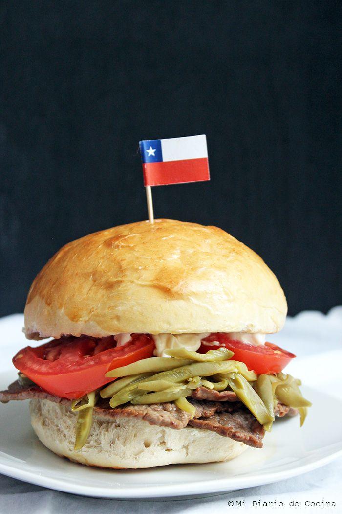 Este Chacarero, sandwich chileno es una clásico de la cocina chilena, muy popular y que ahora podrá hacer en casa.