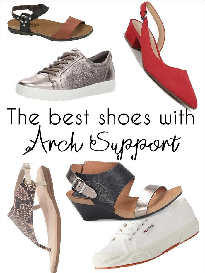 e93f049683685 The best shoes with arch support - comfortable walking shoes ...