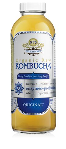 WONDERFUL healthy with a little fizz. GREAT and healthy drink! enlightened-kombucha-organic-raw-kombucha-original
