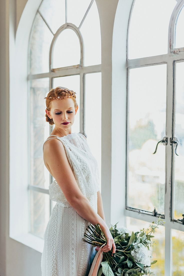 Natalie Chan's new wedding dress collection is here. And it's GORGEOUS! - Paper & Lace