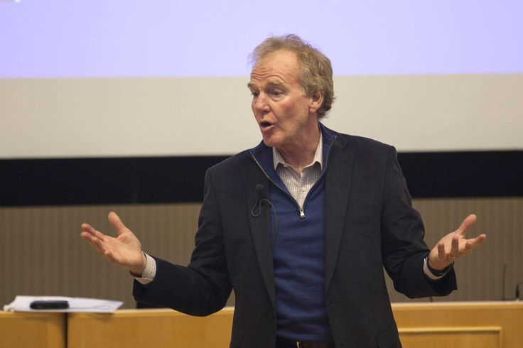 "Peter Senge: ""Systems Thinking for a Better World"" - Aalto Systems Forum..."