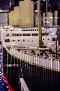 LEGO Titanic justineyes.com #LEGO #titanic
