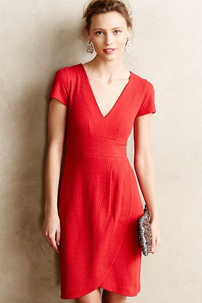 Such a stunning and ladylike dress #Anthropologie on sale