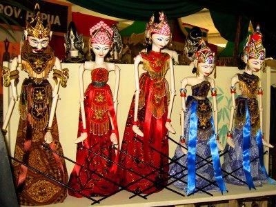 Wayang Dolls