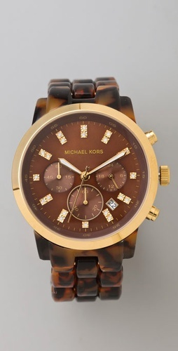 Michael Kors watch-----love his watches!