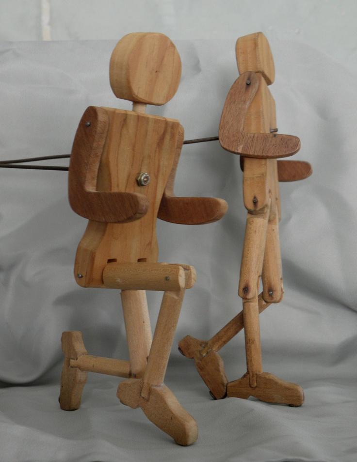 Folk Art Dancingman