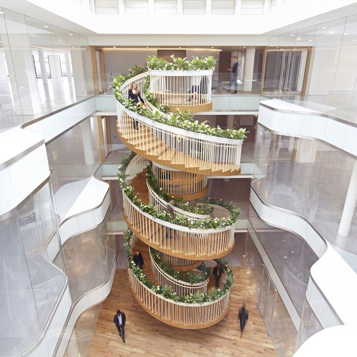 The Living Staircase - Picture gallery