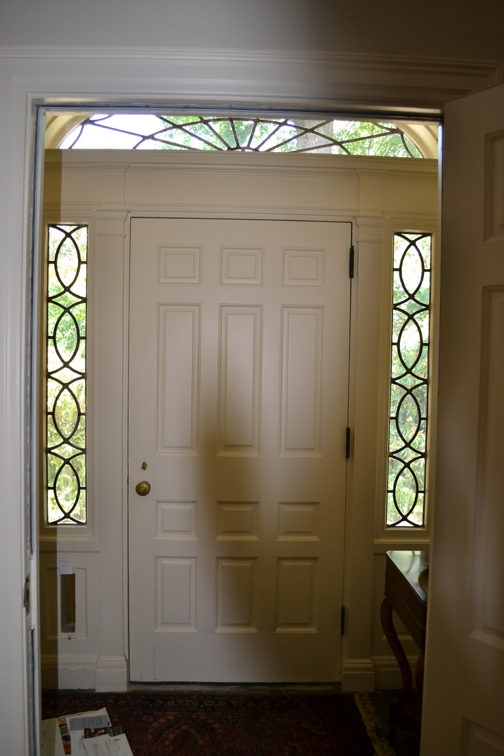 33 best images about 3 types of windows for interior for Front door with three windows