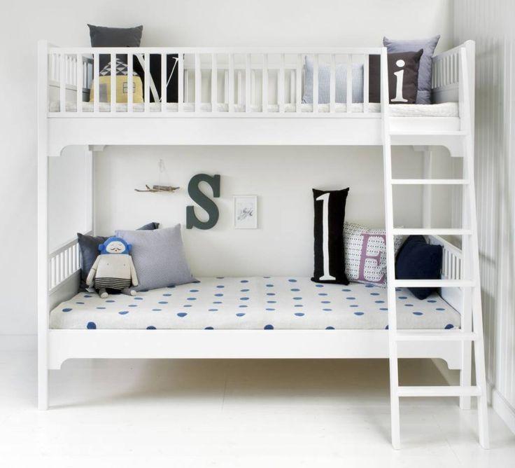 Das Etagenbett Von Oliver Furniture Gibt Es Mit Schrager Und Auch