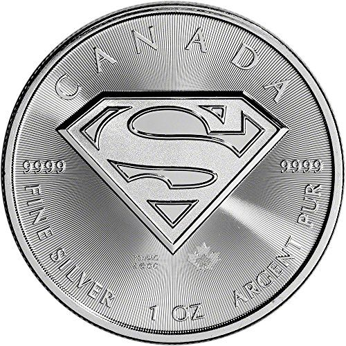 Just Listed! 2016 CA Canada Silver Superman (1 oz) $5 Brilliant Uncirculated Royal Canadian Mint https://www.world-coin-collector.com/product/2016-ca-canada-silver-superman-1-oz-5-brilliant-uncirculated-royal-canadian-mint/ #Coins #SilverCoins