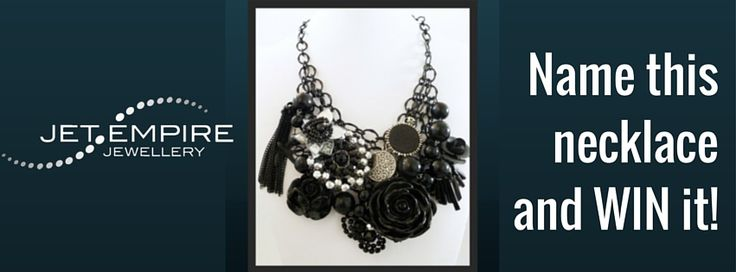 Name this necklace (it must be a song name) to win it! Valued at $190.  https://www.facebook.com/jetempire/photos/a.511738218865084.110994.471794959526077/899631603409075/?type=1