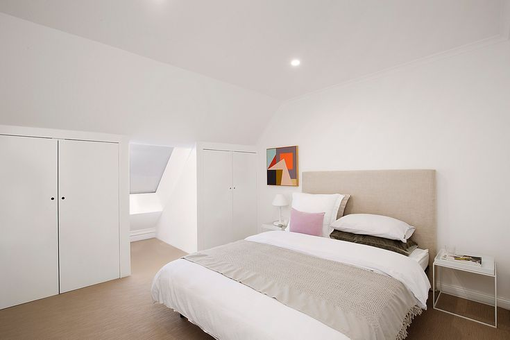 #Bedroom #Interiordesign #Interior #Design    #Forsale #Sale #Auction #Annandale #Property #Nature #white #bed