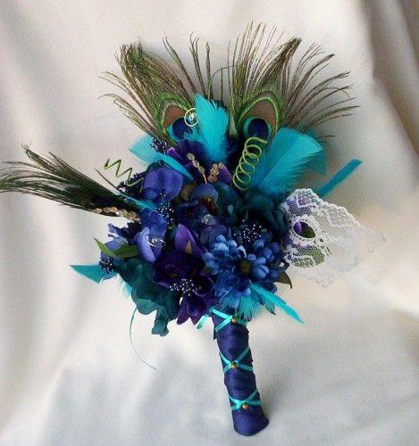 Peacock Wedding Flowers   Peacock Wedding Flowers                                                                                                                                                                                 Mehr