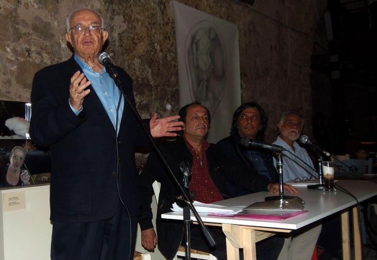Ο Σήφης Μιχελογιάννης παρουσίασε το βιβλίο του Σάκη Ροδίτη τον Μάιο του 2016 στα Χανιά, μαζί με τους Κ. Γαρεδάκη και Δ. Δαμασκηνό. Την εκδήλωση συνδιοργάνωσαν: το παράρτημα Χανίων της Ελληνικής Μαθηματικής Εταιρείας, η Επιτροπή Χανίων του Ελληνικού Τμήματος της Διεθνούς Εταιρείας Φίλων Νίκου Καζαντζάκη, ο Ιστιοπλοϊκός Όμιλος Χανίων, το εργαστήρι οργανοποιίας του Τάσου Ποταμίτη και οι Εκδόσεις Ραδάμανθυς.