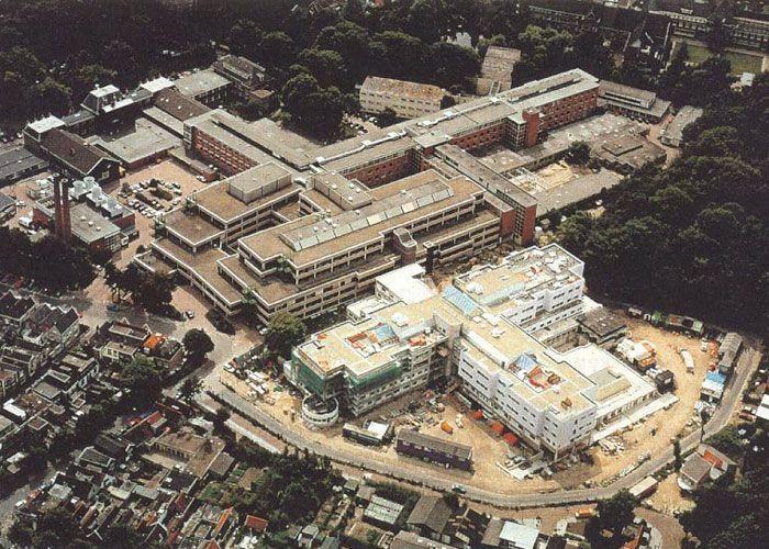 het mca is het ziekenhuis van  Alkmaar