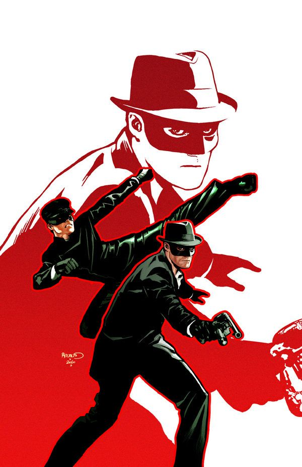 GREEN HORNET: PARALLEL LIVES 3 by PaulRenaud.deviantart.com