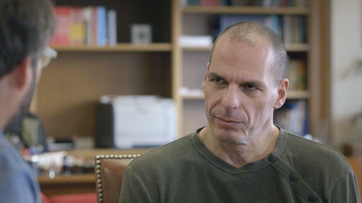 """Varoufakis: """"Cualquiera que quiera ser político es peligroso porque quie..."""