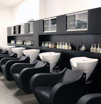 Best shampoo bowl design i have seen yet hair salon for Wash hair salon