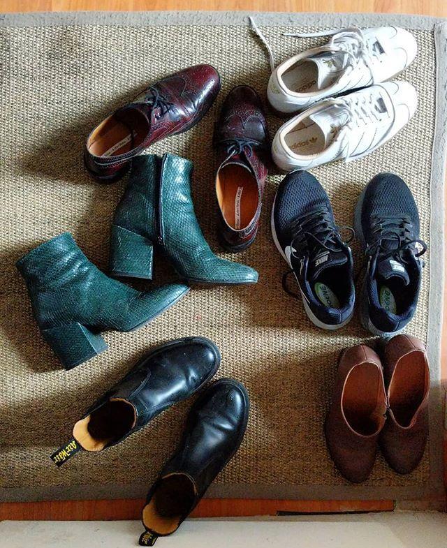 Quali sono le mie scarpe? #dimmicosaporti