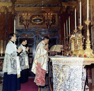 Spe Deus: São Josemaría Escrivá nesta data em 1971
